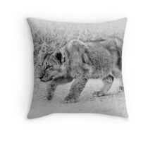 The Stalk  Throw Pillow