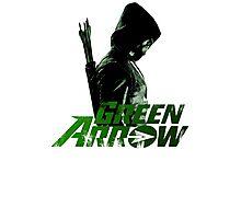 Green Arrow Superhero Photographic Print