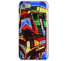 Graffiti 17 iPhone Case/Skin