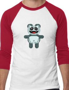 PANDA 3 Men's Baseball ¾ T-Shirt