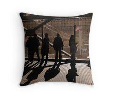 Ground Zero (Repost) Throw Pillow