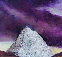 Distorted Everest by Murray Lancaster