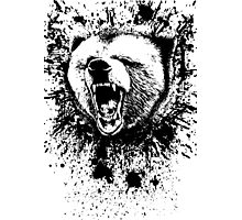 Bear Paint 2.0 Photographic Print
