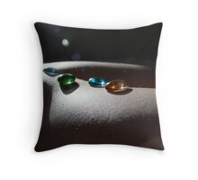 Bodyscape 2 Throw Pillow