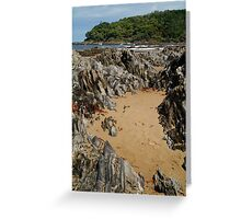 Cape Conran,Victoria Greeting Card