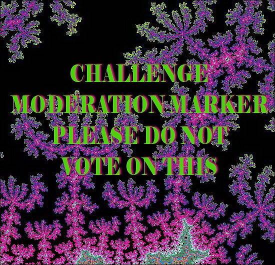 Challenge Moderator by judygal