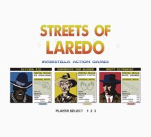 Streets of Laredo by Adam Angold