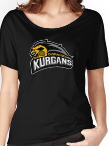 Kurgan Sports Logo Women's Relaxed Fit T-Shirt