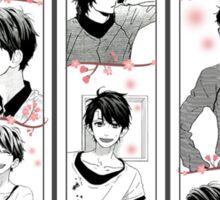 SHISHIO SENSEI Sticker