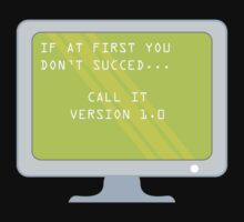 IF AT FIRST COMPUTERS by DheDhe-Store