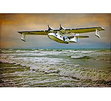 Catalina Flying Boat Photographic Print