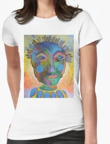 A Long Hard Look At Yourself Womens Fitted T-Shirt