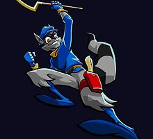 Sly Cooper by MissPyropixie