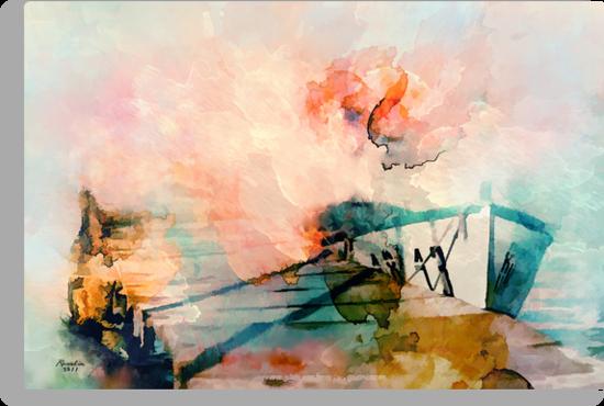 Sunset Mood by rosalin