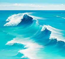 Azure Dreams by Colin Perini