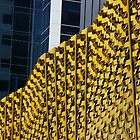 Wave Of Gold by David McMahon