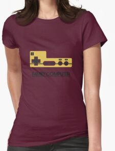 Older Skool Womens Fitted T-Shirt