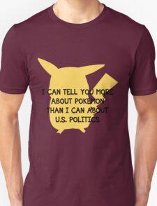 Culture of Pokemon T-Shirt
