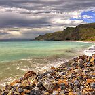 Storms near Rapid Bay, Fleurieu Peninsula SA by Simon Bannatyne