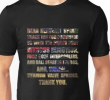 The Fast And The Furious Jesse Grace V3 Unisex T-Shirt