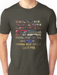 The Fast And The Furious Jesse Grace V3 T-Shirt