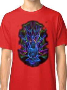 Psychedelic Buddah Classic T-Shirt