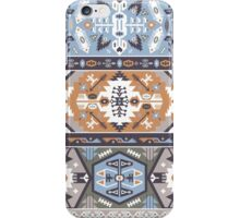 Seamless colorful tribal pattern iPhone Case/Skin