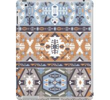 Seamless colorful tribal pattern iPad Case/Skin