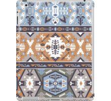 Seamless colorful tribal pattern iPad Case/Skin