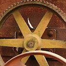 Rusting Wheels by MaluMoraza