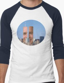 Twin Bush Men's Baseball ¾ T-Shirt