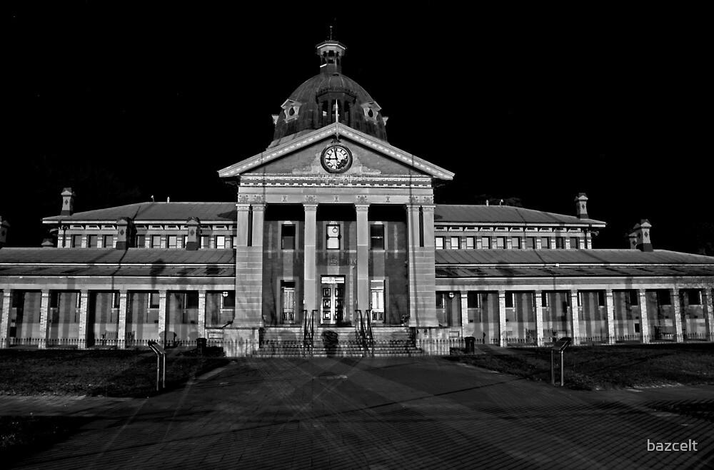 Bathurst Historic Court House by bazcelt