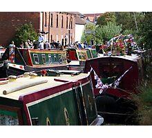Retford Lock Photographic Print