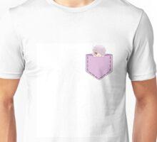 Break in the pocket ~ Unisex T-Shirt