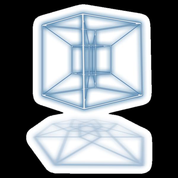 Hypercube by pharmacide