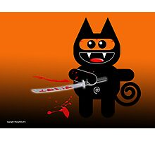 NINJAKAT Photographic Print