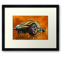 Plymouth Prowler Framed Print