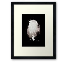 Dark Day Framed Print