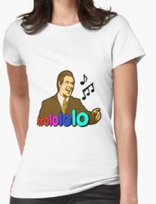 Mr Trololo Womens Fitted T-Shirt