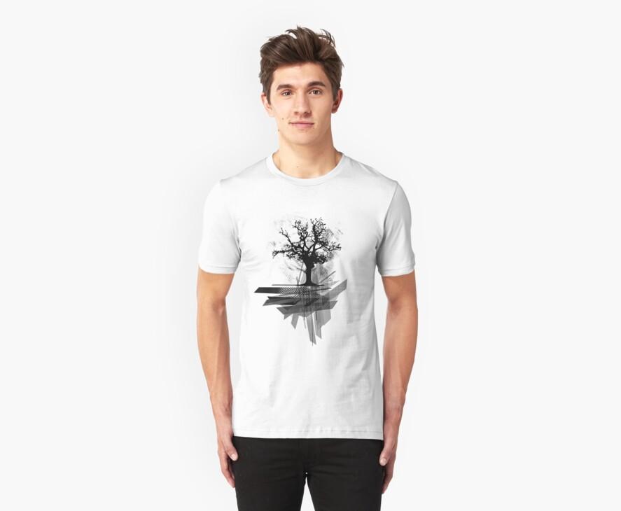 Grunge Tree by Denis Marsili - DDTK