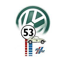 VW Herbie by ALIANATOR