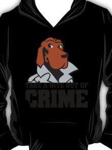 McGruff the Crime Dog Vintage 80's T-shirt Funny TV T-Shirt