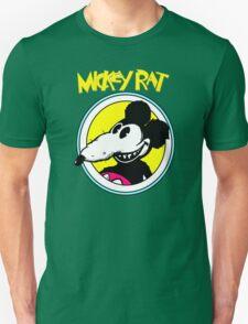 Rat Funny Parody Retro Cartoon T-Shirt