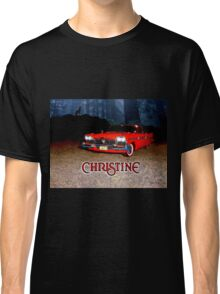 Christine Plymouth Fury 1958  Classic T-Shirt