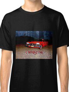 Christine Plymouth Fury 1958  Classic T-Shirt