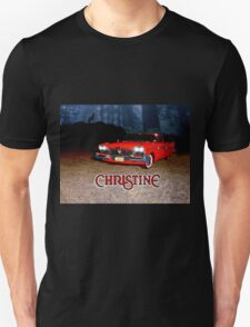 Christine - from the mind of horror writer stephen King Unisex T-Shirt
