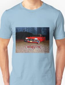 Christine Plymouth Fury 1958  Unisex T-Shirt