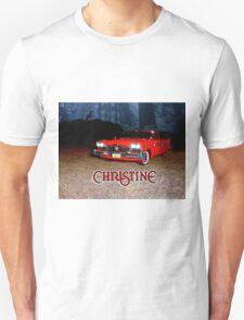 Christine - from the mind of horror writer stephen King Unisex T-Shirt