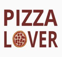 Pizza Lover Kids Tee