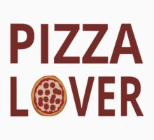 Pizza Lover Kids Tee